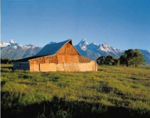 North of Jackson WY property example from Brokerage of the Teton